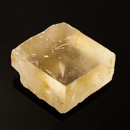 Кристалл кальцит оптический  24х63х76 мм