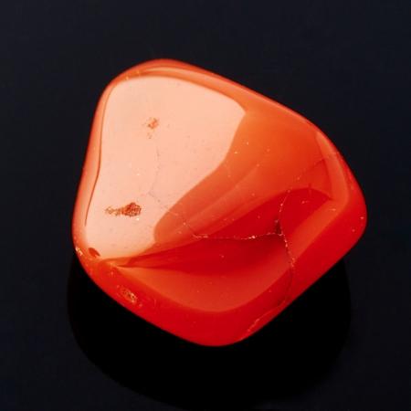 Сердолик  (2,5-3,5 см) 1 шт