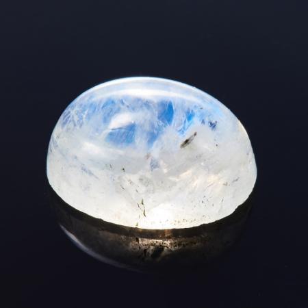 Кабошон лунный камень  5*7 мм