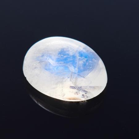 Кабошон лунный камень  7*9 ммЛунный камень<br>Кабошон лунный камень  7*9 мм<br><br>kit: None