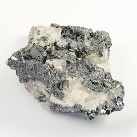 Кристалл гематит  S 63х52х32 мм