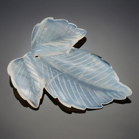 Пуговица агат  5,5 см