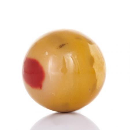 Шар яшма  (Мукаит) 3,5 см