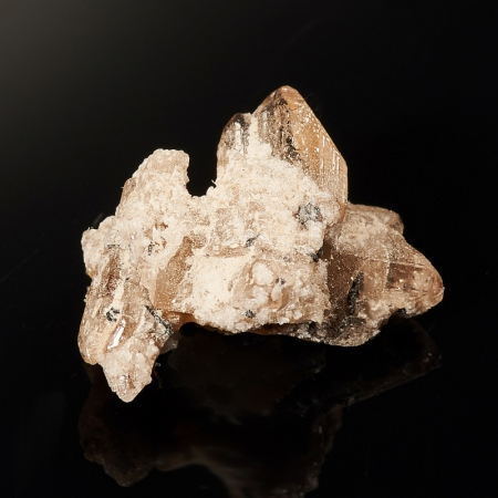 Кристалл (сросток) топаз  XXS