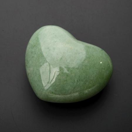 Сердечко авантюрин зеленый  4 смАвантюрин<br>Сердечко авантюрин зеленый  4 см<br><br>kit: None