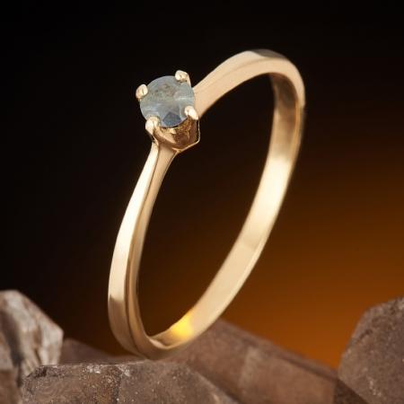 Кольцо александрит  огранка (золото 585 пр.) размер 17,5Александрит<br>Кольцо александрит  огранка (золото 585 пр.) размер 17,5<br><br>kit: None