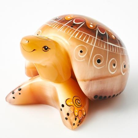 Черепаха Песчаная селенит  8 см