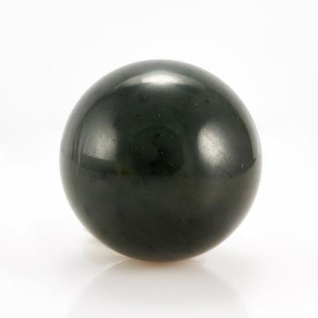 Шар нефрит  4 см