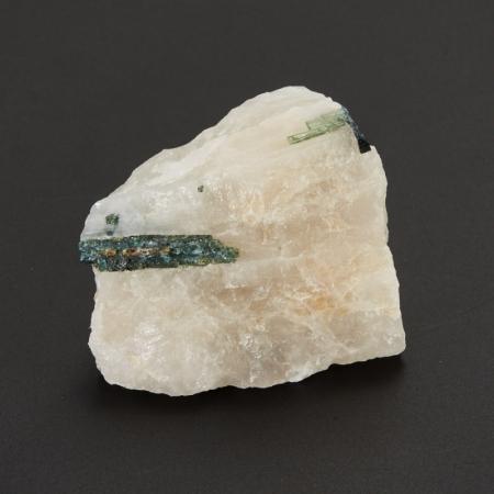 Кристалл в породе турмалин зеленый (верделит)  XS