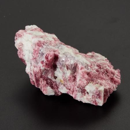 Кристалл в породе турмалин розовый (рубеллит)   SТурмалин<br>Кристалл в породе турмалин розовый (рубеллит)   S<br><br>kit: None