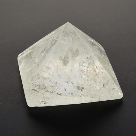 Пирамида горный хрусталь  5 см