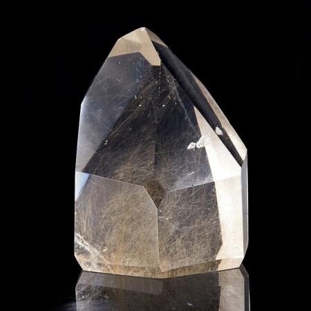 Кристалл рутиловый кварц   XS 25х35х45 мм от Mineralmarket