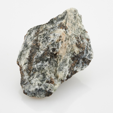 Образец ферсманит, эгирин, микроклин, пектолит  S 24х41х57 мм