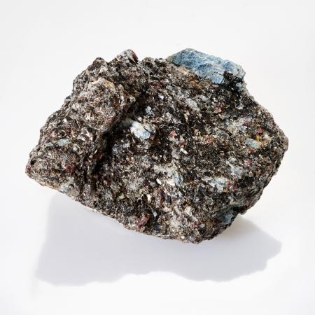 Образец кианит, кварц, слюда  S 22х42х55 ммКианит<br>Образец кианит, кварц, слюда  S 22х42х55 мм<br><br>kit: None