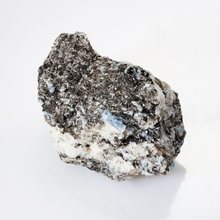 Образец кианит, кварц, слюда  S 24х43х67 ммКианит<br>Образец кианит, кварц, слюда  S 24х43х67 мм<br><br>kit: None