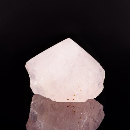 Кристалл розовый кварц   XS