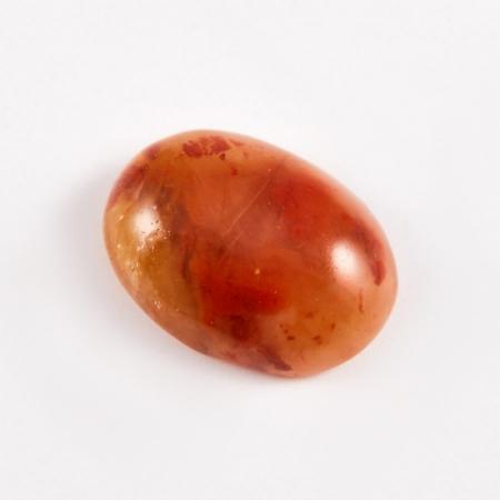 Кабошон яшма брекчиевая  6*8 мм