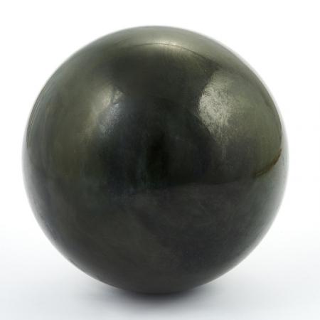 Шар нефрит  6 см