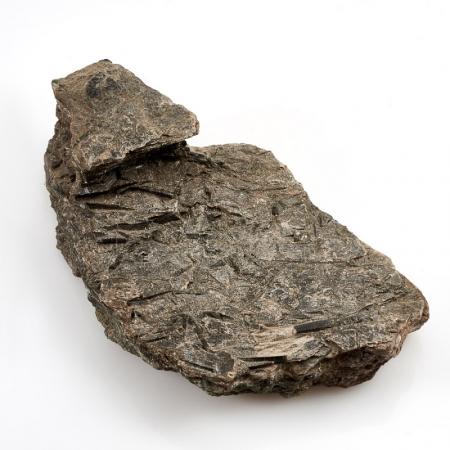 Кристалл в породе турмалин черный (шерл)   M