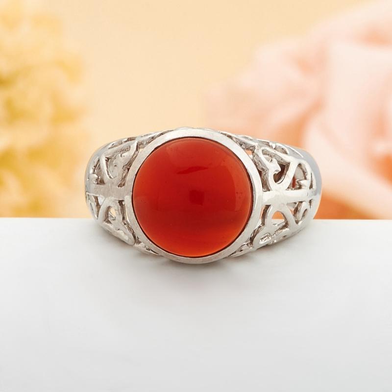 кольца из сердолика