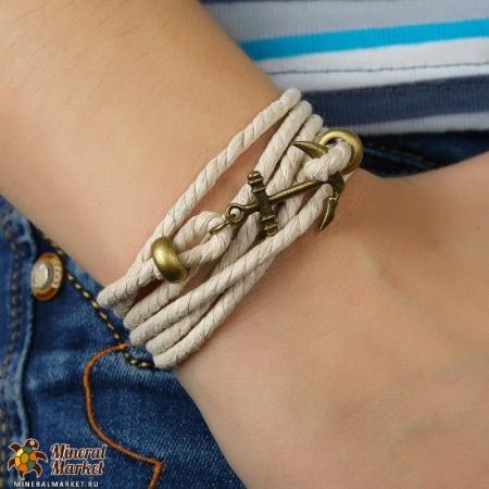 Браслет веревки своими руками фото